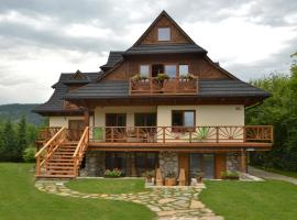 Willa na Równi, hotel near Zakopane Aqua Park, Zakopane
