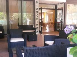 Hotel Orchidea, hôtel à Cesenatico