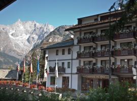 Cresta Et Duc Hotel, hotel in Courmayeur