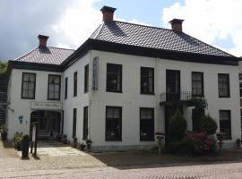 B&B Villa de Thee Tuin, hotel en Bellingwolde