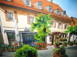 Hotel am Schloss Darmstaedter Hof, hotel in Bad Homburg vor der Höhe