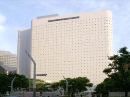 Shinjuku Washington Hotel, hotel in Tokyo