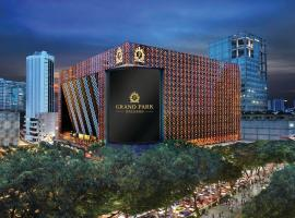 Grand Park Orchard (SG Clean), hotel near ION Orchard, Singapore