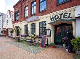 Hotel Cafe Frida, Hotel in Bredstedt