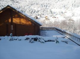 Hotel Restaurant Home Des Hautes Vosges, hotel in La Bresse
