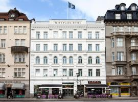 Elite Plaza Hotel Malmö, hotell i Malmö