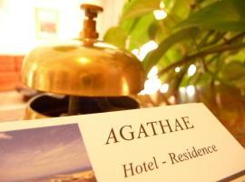 Agathae Hotel & Residence, hotell i Scoglitti