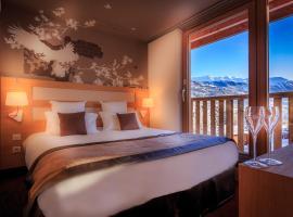 Le Grand Aigle Hotel & Spa****, hôtel à La Salle Les Alpes