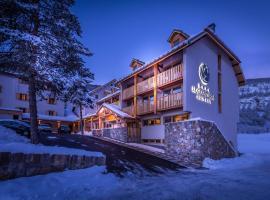 Le Grand Aigle Hotel & Spa****, Hotel in La Salle Les Alpes