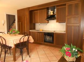 Residence Villa Avisio, apartment in Canazei