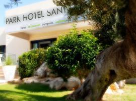Park Hotel Sant'Elia, hotel a Fasano