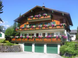 Pension Köberl, Hotel in Bad Mitterndorf