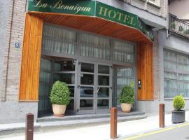 Hotel La Bonaigua, hotel en Vielha