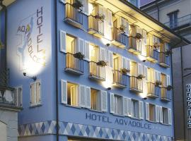 Hotel Aquadolce, hotel in Verbania