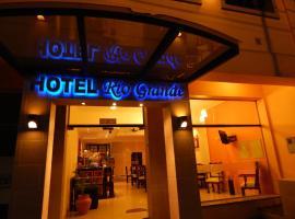 Hotel Río Grande, hotel en San Pedro de Jujuy