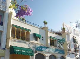 Hostal Azahara, hotel en Nerja