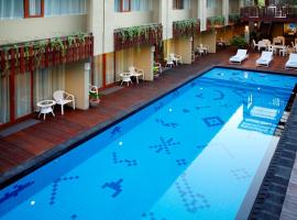 Devata Suites and Residence, hotel in Legian