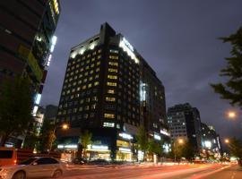 Dunsan Graytone Hotel, hotel in Daejeon