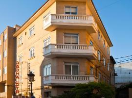Hotel Cachalote, hotel en Portonovo