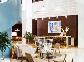 Elite Hotel Ideon, Lund, hotel in Lund