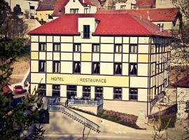 Hotel Olberg, hotel v Olomučanech