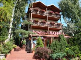 Pensjonat Lotos, guest house in Krynica Morska