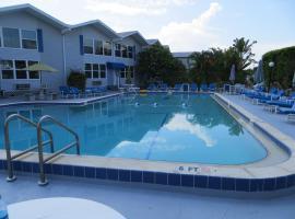 Dolphin Inn, Hotel in der Nähe von: Lee County Sports Complex Hammond Stadium, Fort Myers Beach