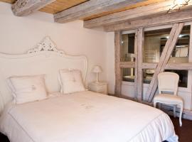 Chambre Le Hupsa Pfannala, hotel near Le Haut Koenigsbourg, Saint-Hippolyte