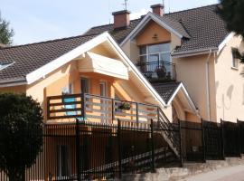 Pokoje Gościnne - Noclegi Charzykowy, family hotel in Charzykowy