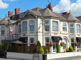 Brookside Hotel & Restaurant, hotel near Chester Train Station, Chester