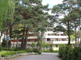 """Ośrodek Konferencyjno-Wypoczynkowy """"Posejdon"""" w Ustce, resort village in Ustka"""