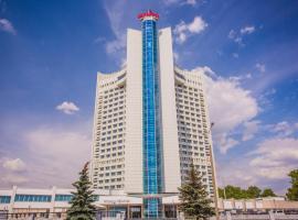 Belarus Hotel, hotel in Minsk
