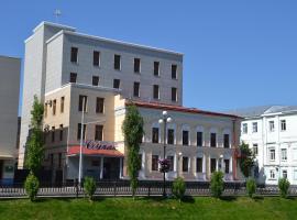 Отель Булак, отель в Казани