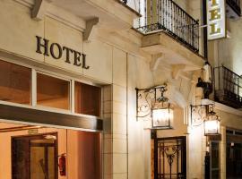 Hotel Roma, hotel in Valladolid