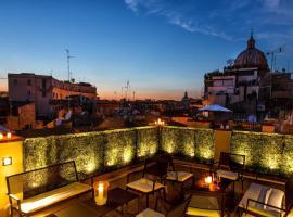 Hotel Smeraldo, hotel in Rome