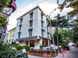 Juliet Rooms & Kitchen, бутик-отель в Стамбуле