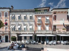 Hotel Locanda del Benaco, hotell i Salò