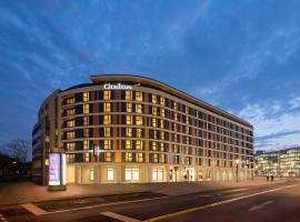 Citadines City Centre Frankfurt, hotel in Frankfurt/Main