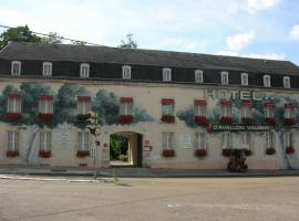 Citotel Avallon Vauban, hôtel à Avallon
