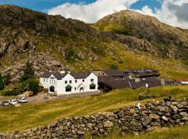 YHA Snowdon Pen-y-Pass, hotel in Llanberis