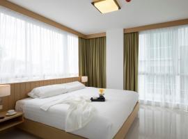 Modern Thai Suites Hotel, Hotel in Phuket