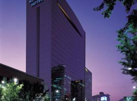 Koreana Hotel, hotel in Seoul