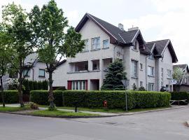 Fortūna Guest House, šeimos būstas mieste Klaipėda