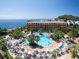 Hotel Best Alcazar، فندق في لا هيرادورا