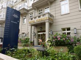 Hotel Vorbach, Hotel in der Nähe von: Bahnhof Hamburg Dammtor, Hamburg