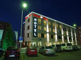Hotel Krokus, hotel in Naberezhnyye Chelny