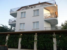 Family Hotel Maritime, hotel in Ahtopol