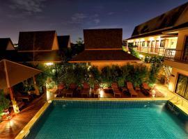 PloyKhumThong Boutique Resort, accessible hotel in Lat Krabang