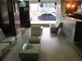 Hotel Nahuel, hotel en Rosario