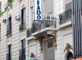 Hotel del Prado, hotel in Recoleta, Buenos Aires